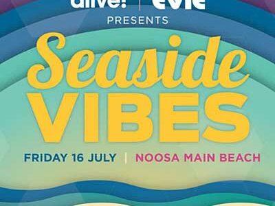 Seaside Vibes Noosa Music Festival (Day 1)